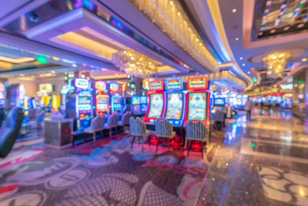 Popular River Sweeps Slot Machine Games to Play
